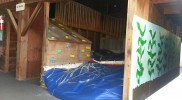 Inside the Children's Play Barn at Bronte Creek