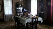 The Dining Room at Spruce Lane Farmhouse